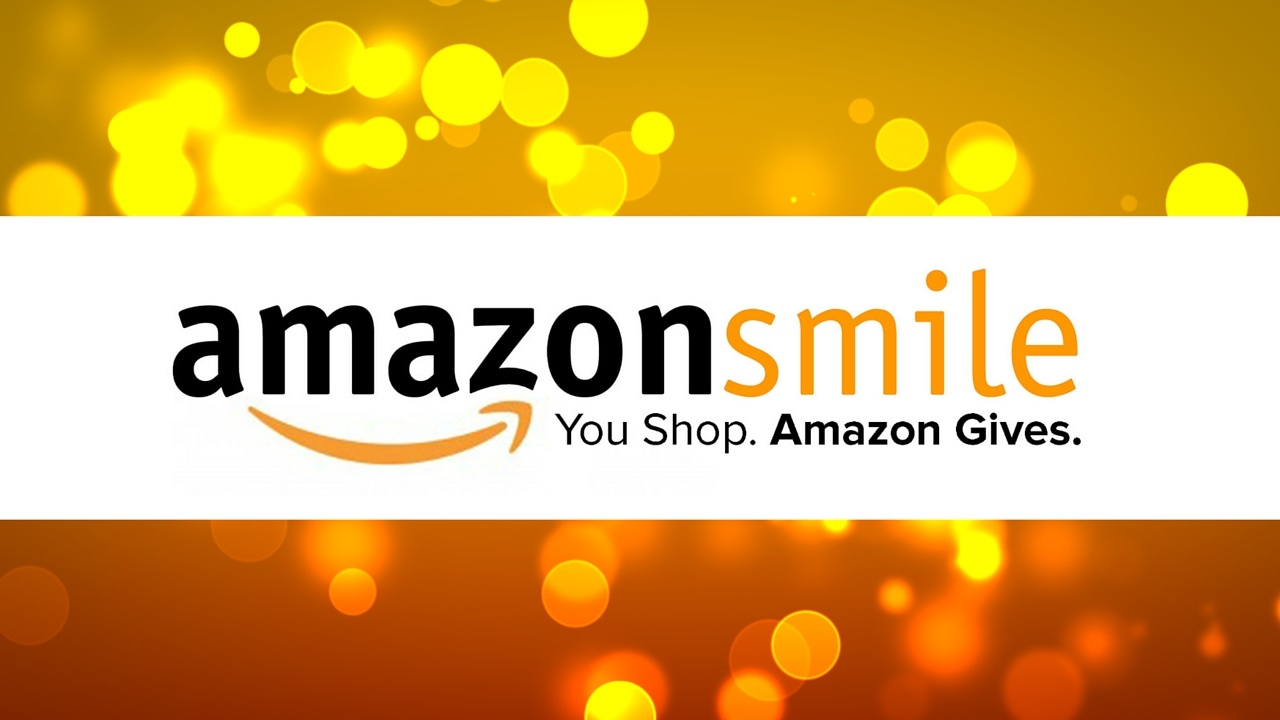 Use our Amazon link to support our cause!