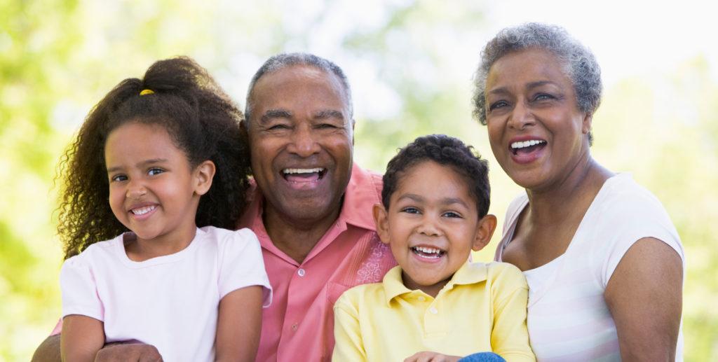 Living with Grandparents - Family Kickstart Georgia